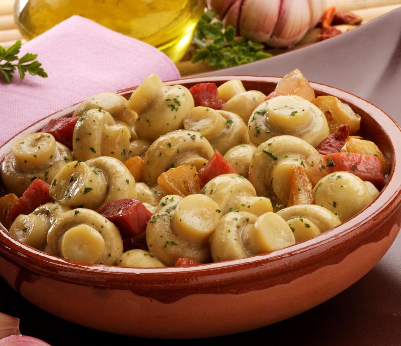 Verona mushrooms